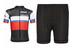 Bikester Bioracer Classic Race Koszulka rowerowa Dzieci czarny